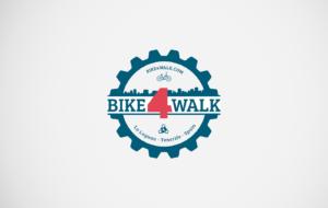 Bike4Walk diseño logo marca Señor Creativo