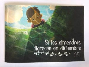 i los almendros florece en diciembre ilustracion libro infantil Señor Creativo 2