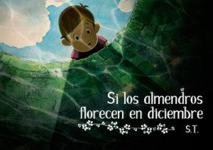 Si los almendros florece en diciembre ilustracion libro infantil Señor Creativo 3