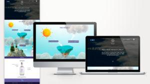 Diseño-web-diseño-lowpoly-Breeze-agua-de-niebla-senorcreativo