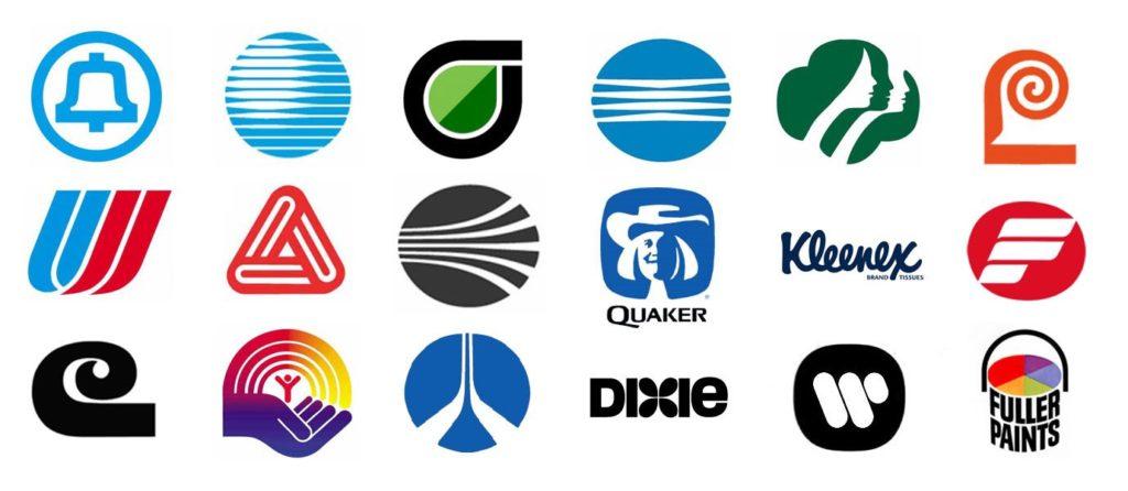 Saul bass diseño de marcas Señor Creativo