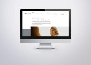 Diseño web Laynez y Fornies Señor Creativo